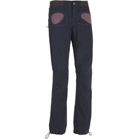 E9 Onda Story Climbing Trousers Women blue navy